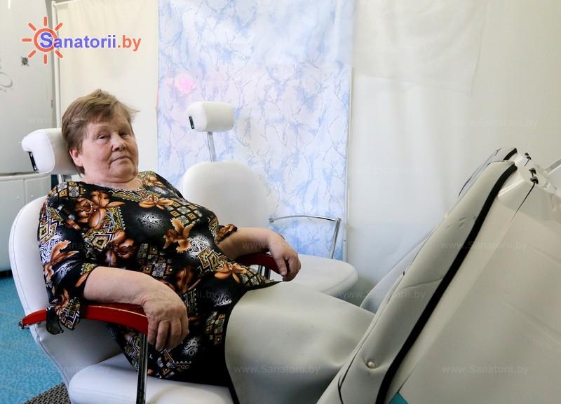 Санатории Белоруссии Беларуси - санаторий Лётцы - Ванны гидромассажные
