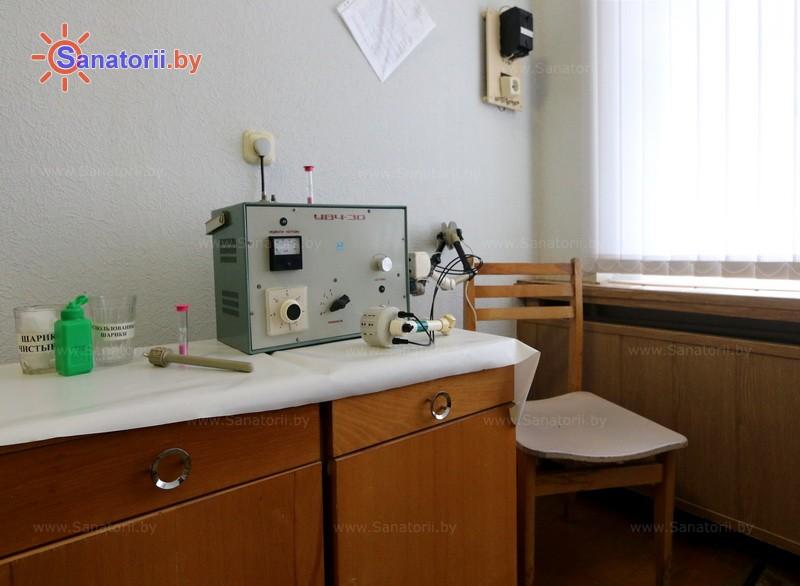 Санатории Белоруссии Беларуси - санаторий Лётцы - Увч-терапия