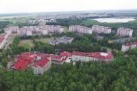 санатория Магистральный - Территория и природа