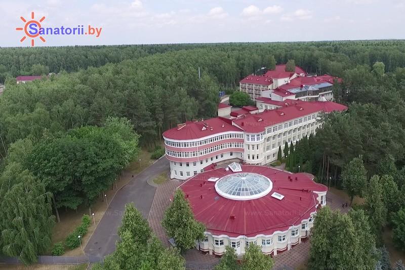 Санатории Белоруссии Беларуси - санаторий Магистральный - водогрязелечебница