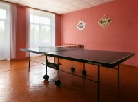 health resort Narochanski Bereg - Table tennis (Ping-pong)