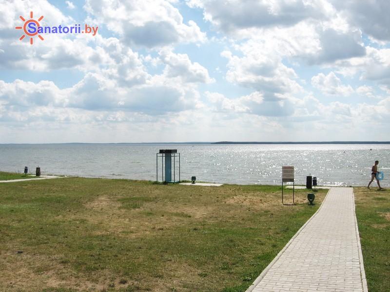 Санатории Белоруссии Беларуси - санаторий Нарочанский берег - Водоём