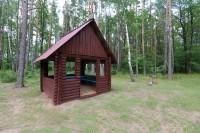 санаторий Подъельники - Площадка для шашлыков