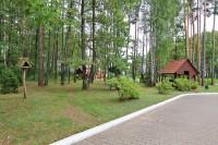 санатория Подъельники - Территория и природа