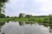 санатория Подъельники - Водоём