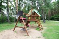 санаторий Подъельники - Детская площадка