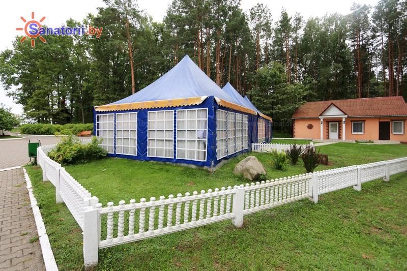 Санатории Белоруссии Беларуси - санаторий Подъельники - Инфраструктура