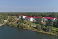 санатория Рудня - Территория и природа