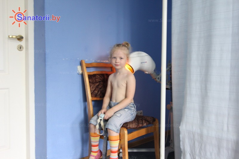 Санатории Белоруссии Беларуси - санаторий Рудня - Светолечение