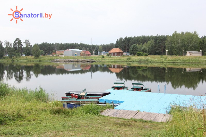 Санатории Белоруссии Беларуси - санаторий Рудня - Пункт проката
