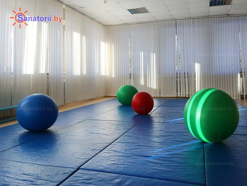 Санатории Белоруссии Беларуси - санаторий Рудня - Лечебная физкультура (ЛФК)
