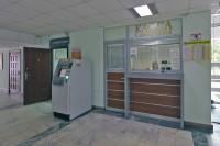 health resort Belaya Rus - Payment-reference terminal