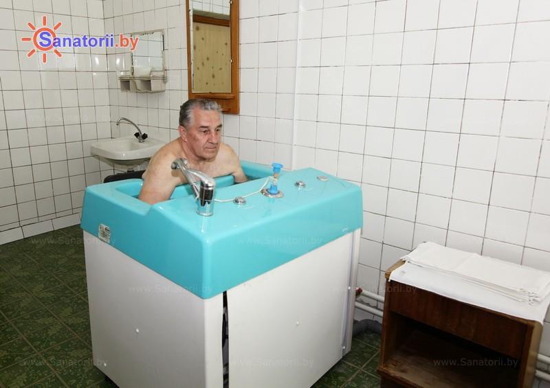 Санатории Белоруссии Беларуси - санаторий Белая Русь - Ванны вихревые