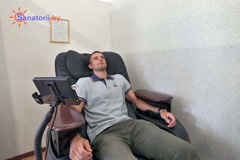 Санатории Белоруссии Беларуси - санаторий Белая Русь - Массаж аппаратный