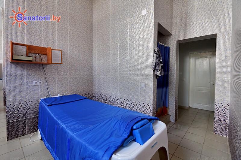 Санатории Белоруссии Беларуси - санаторий Белая Русь - Грязелечение (пелоидотерапия)