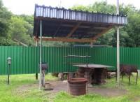 санаторий Нарочь - Площадка для шашлыков