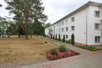 санатория Нарочь - Территория и природа