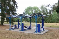 health resort Naroch - Outdoor gym