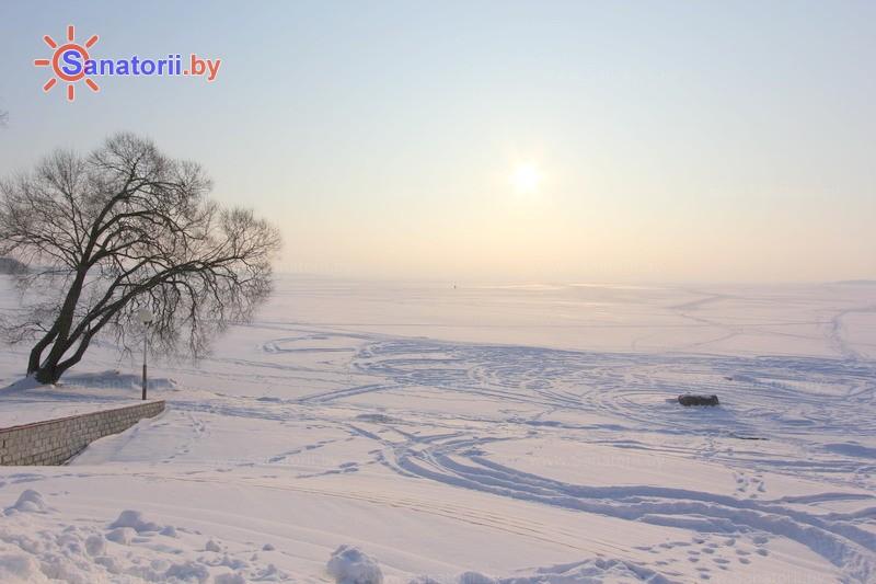 Санатории Белоруссии Беларуси - санаторий Нарочь - Территория и природа