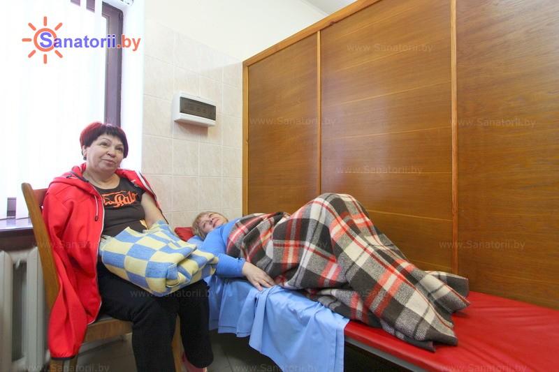Санатории Белоруссии Беларуси - санаторий Нарочь - Грязелечение (пелоидотерапия)