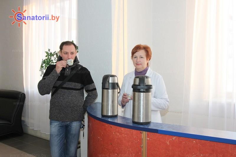 Санатории Белоруссии Беларуси - санаторий Нарочь - Фитотерапия