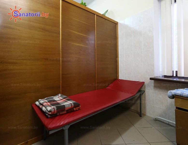 Санатории Белоруссии Беларуси - санаторий Нарочь - Озокерито-парафинолечение