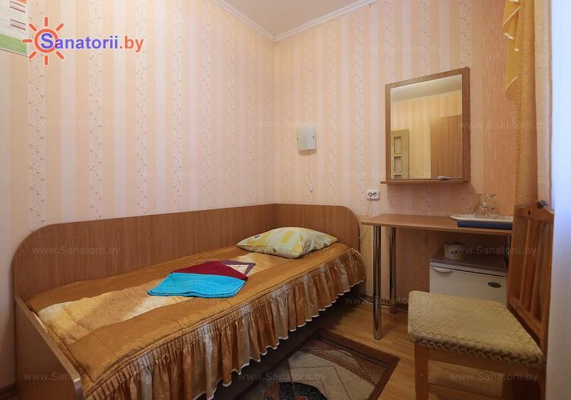 Санатории Белоруссии Беларуси - санаторий Нарочь - одноместный в блоке (1+2) (корпус №2)