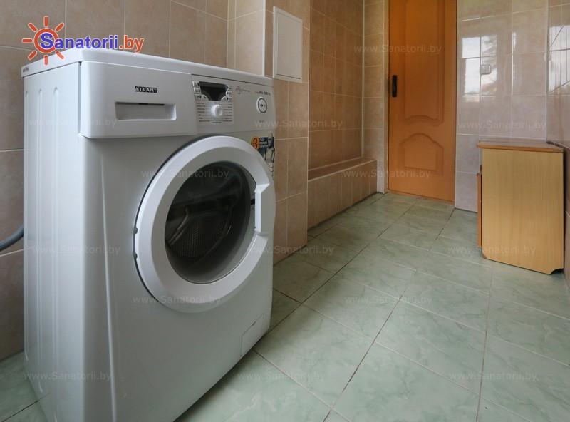 Санатории Белоруссии Беларуси - санаторий Нарочь - Прачечная самообслуживания