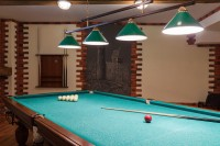 health resort Porechie - Billiards