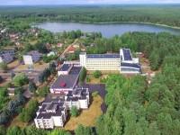 санатория Поречье - Территория и природа
