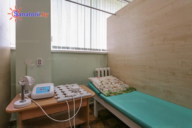 Санатории Белоруссии Беларуси - санаторий Поречье - Магнитотерапия