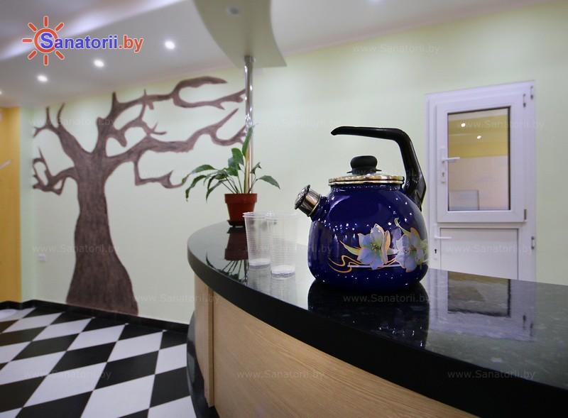 Санатории Белоруссии Беларуси - санаторий Пралеска - Фитотерапия