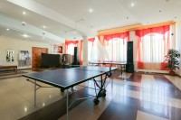 health resort Pridneprovsky - Table tennis (Ping-pong)