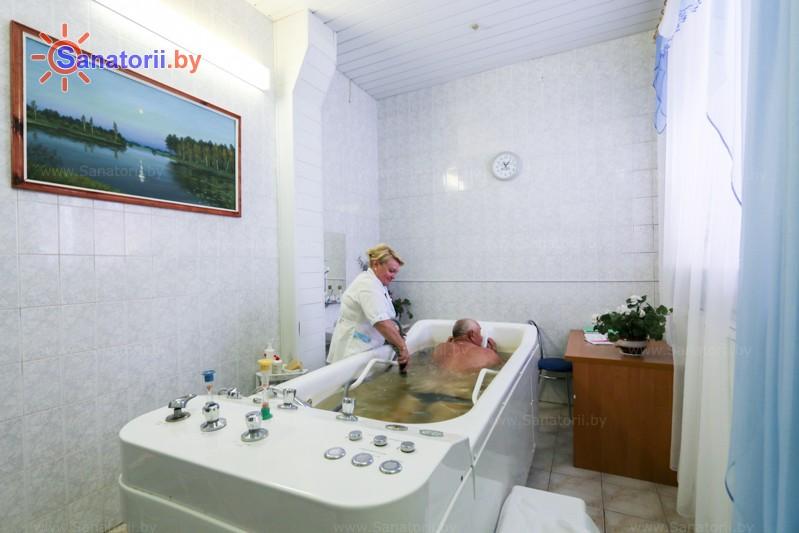Санатории Белоруссии Беларуси - санаторий Приднепровский - Душ-массаж подводный