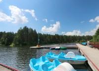 санатория Радон - Прокат лодок