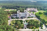 санатория Радон - Территория и природа