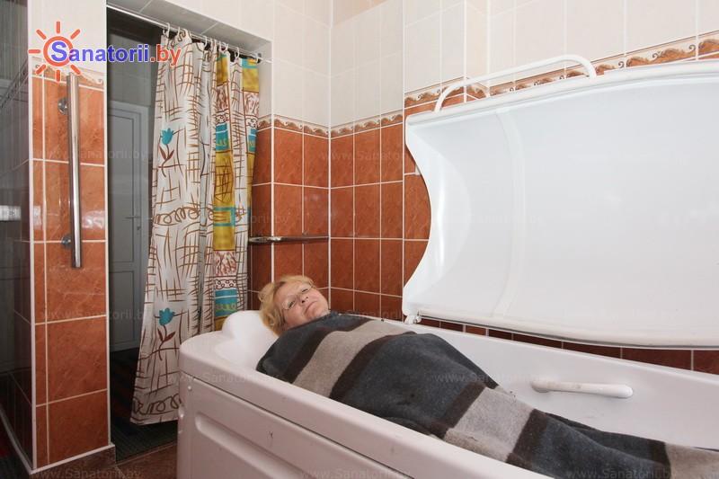 Санатории Белоруссии Беларуси - санаторий Радон - Грязелечение (пелоидотерапия)