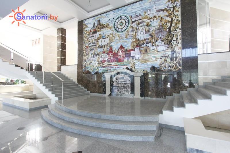 Санатории Белоруссии Беларуси - санаторий Радон - Регистратура