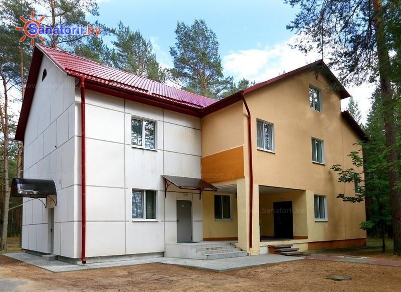 Санатории Белоруссии Беларуси - санаторий Радон - корпус №2