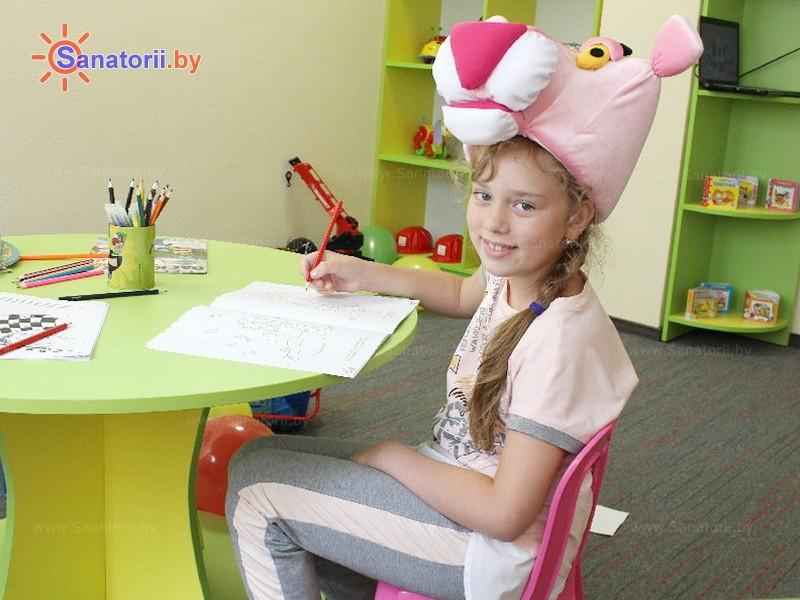 Санатории Белоруссии Беларуси - санаторий Радон - Детская комната