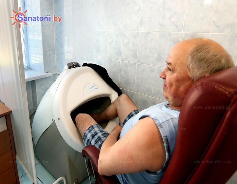 Санатории Белоруссии Беларуси - санаторий Рассвет - Любань - Ванны гидромассажные