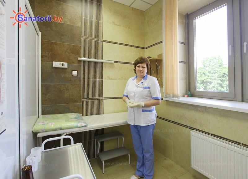 Санатории Белоруссии Беларуси - санаторий Солнечный берег - Иглорефлексотерапия