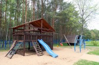 health resort Sosnovi Bor Minsk - Playground for children