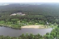 санатория Сосновый бор - Водоём