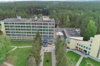 санатория Сосновый бор - Территория и природа