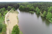 health resort Sosnovi Bor Minsk - Water reservoir