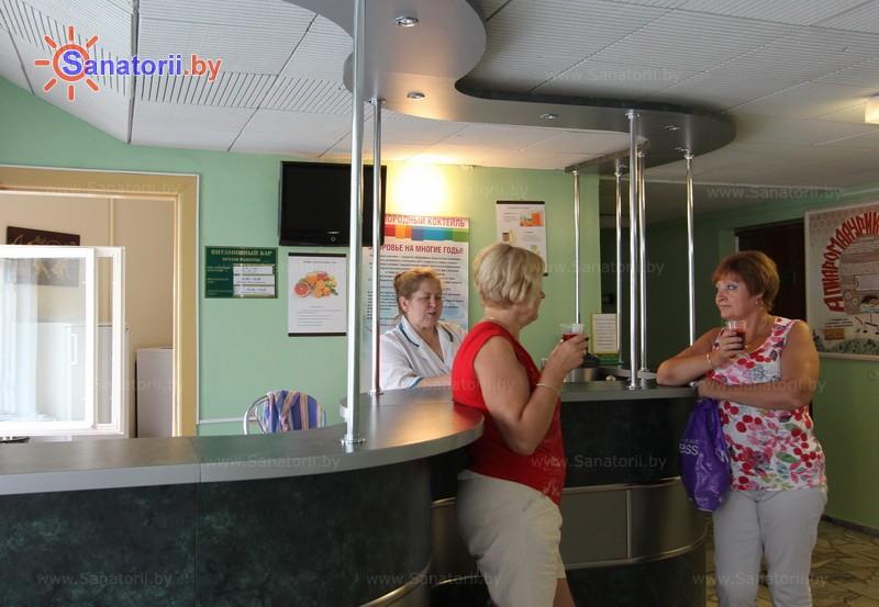Санатории Белоруссии Беларуси - санаторий Сосновый бор - Фитотерапия