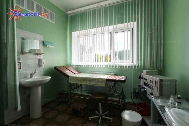 Санатории Белоруссии Беларуси - санаторий Сосновый бор - Гидротерапия кишечника