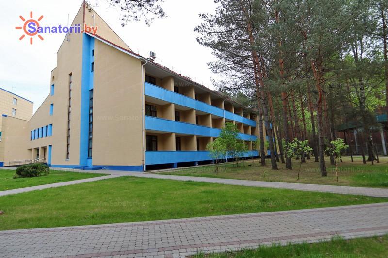 Санатории Белоруссии Беларуси - санаторий Сосновый бор - корпус №2