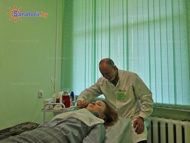 Санатории Белоруссии Беларуси - санаторий Сосновый бор - Косметология